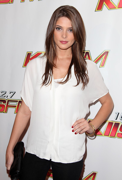 Actress Ashley Greene arrives at KIIS FM's Wango Tango 2010 at the Staples Center on May 15, 2010 in Los Angeles, California.