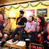 Payam Doostzadeh Photos - (L-R) KROQ Radio Host Kevin Ryder interviews Sameer Gadhia, Jacob Tilley, Payam Doostzadeh and Francois Comtois of Young the Giant during an interview at KROQ Absolut Almost Acoustic Christmas at The Forum on December 9, 2018 in Inglewood, California. - KROQ Absolut Almost Acoustic Christmas - Day 2