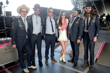 Kacey Musgraves 2014 iHeartRadio Music Festival Village - Backstage