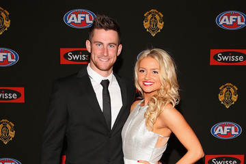 Kahlia Ashton Arrivals at the Brownlow Medal Ceremony
