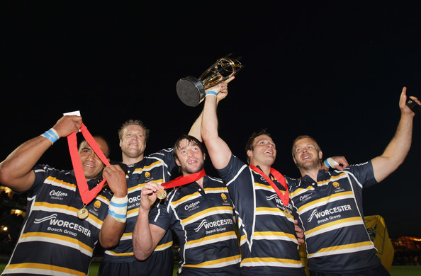 Worcester Warriors v Cornish Pirates - RFU Championship Playoff 2nd leg