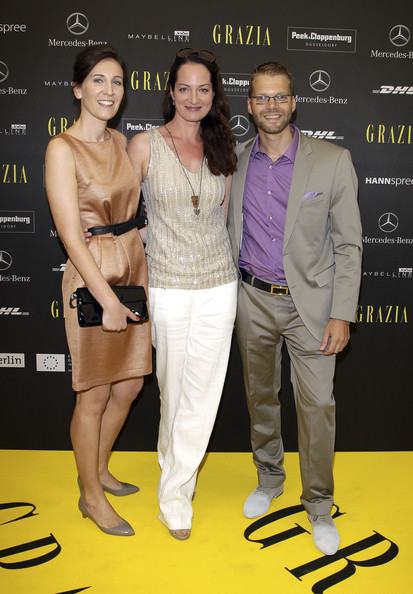 Mercedes-Benz Fashion Week Berlin Opening Night by GRAZIA