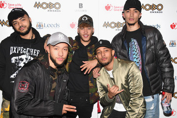 Kaine Ofoeme Pre-MOBO Awards Show - Arrivals