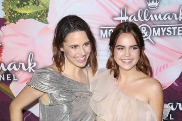 Kaitlin Riley Hallmark Channel and Hallmark Movies and Mysteries Winter 2018 TCA Press Tour - Arrivals
