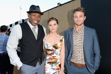 Kaitlyn Black CW, CBS And Showtime 2013 Summer TCA Party - Red Carpet