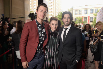 "Kaitlyn Dever Ansel Elgort ""Men, Women & Children"" Premiere - Red Carpet - 2014 Toronto International Film Festival"