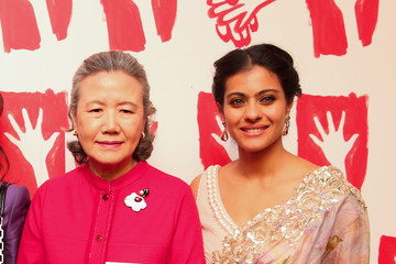 Kajol Devgan Fashion 4 Development's 4th Annual First Ladies Luncheon