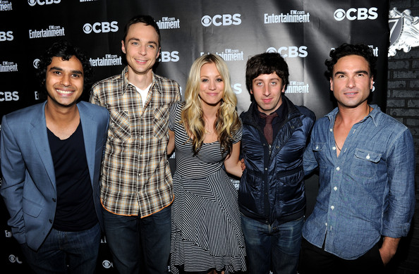 jim parsons and todd spiewak. Kaley Cuoco and Jim Parsons