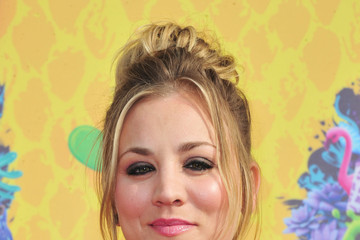 Kaley Cuoco Nickelodeon's 27th Annual Kids' Choice Awards - Arrivals