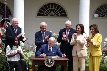 Kamala Harris European Best Pictures Of The Day - July 27