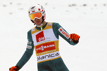 Kamil Stoch FIS Ski Jumping Ladies World Cup Planica