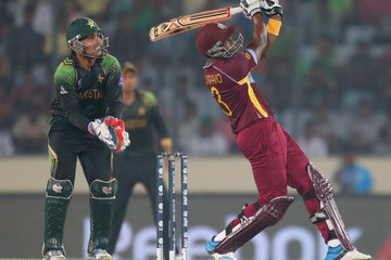 Kamran Akmal West Indies v Pakistan
