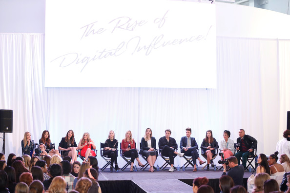 3rd Annual BeautyCon Summit Presented By ELLE Magazine At Pier 36 In New York City