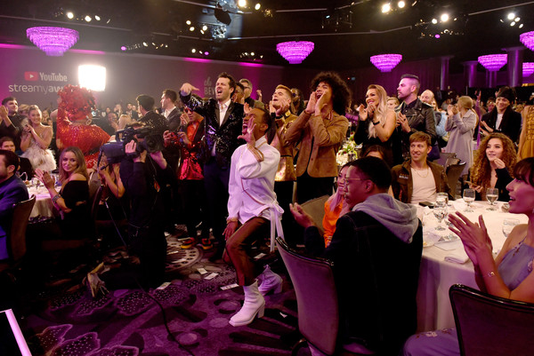 The 9th Annual Streamy Awards - Inside