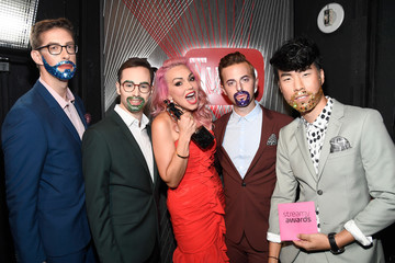 Kandee Johnson The 6th Annual Streamy Awards Hosted by King Bach and Live Streamed on YouTube - Inside