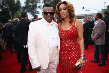 Kandy Johnson Isley Arrivals at the Grammy Awards — Part 2