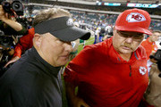 Andy Reid and Chip Kelly Photos Photo