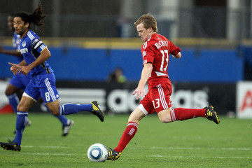 Dax McCarty Kansas City Wizards v FC Dallas