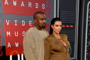 Kanye West 2015 MTV Video Music Awards - Red Carpet