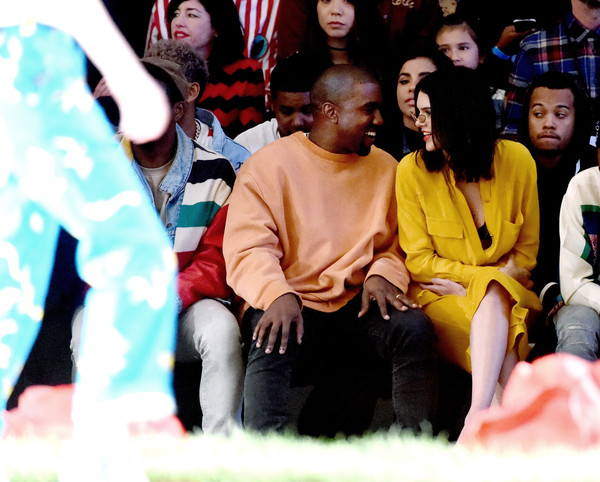 65d039b15a04 Kanye West and Kendall Jenner Photos Photos - Made LA  Tyler