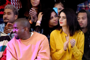 Kanye West Kendall Jenner Made LA: Tyler, The Creator Show
