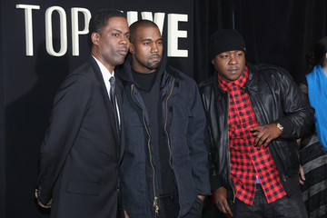 """Kanye West """"Top Five"""" New York Premiere"""