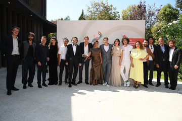 """Kaouther Ben Hania """"The Man Who Sold His Skin"""" Red Carpet - The 77th Venice Film Festival"""