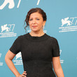 """Kaouther Ben Hania """"The Man Who Sold His Skin"""" Photocall - The 77th Venice Film Festival"""