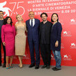Kaouther Ben Hania Jury Photocall - 75th Venice Film Festival