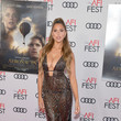 Kara Del Toro AFI FEST 2019 Presented By Audi – 'The Aeronauts' Premiere – Arrivals