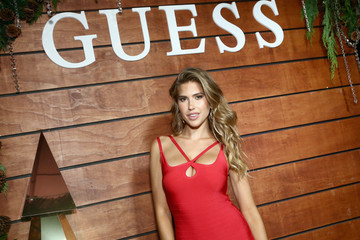 Kara Del Toro GUESS Holiday 2018 Event