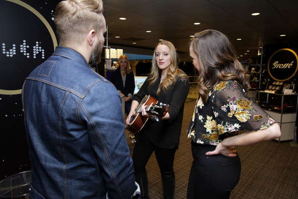 60th Annual GRAMMY Awards - GRAMMY Gift Lounge - Day 1