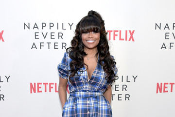Karen Civil Netflix's 'Nappily Ever After' Special Screening