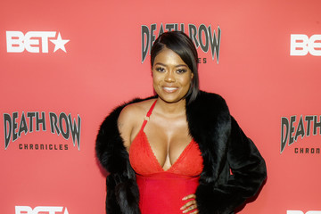 Karen Civil BET NETWORKS Hosts Exclusive Dinner & Performance for upcoming docuseries 'Death Row Chronicles'