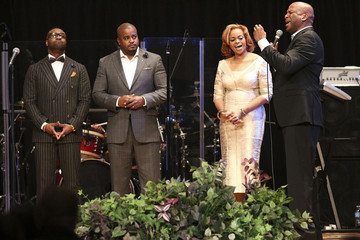 Karen Clark Sheard 'I See Victory' Recording at The First Cathedral