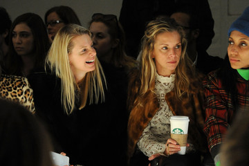 Karen Duffy Giulietta - Front Row - Fall 2013 Mercedes-Benz Fashion Week