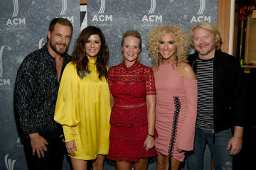 Karen Fairchild Phillip Sweet 11th Annual ACM Honors - Backstage and Audience