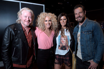 Karen Fairchild Phillip Sweet ACM: Stories, Songs & Stars: A Songwriter's Event Benefiting ACM Lifting Lives - Backstage