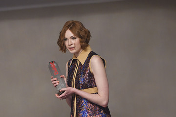 Karen Gillan Jameson Empire Awards 2015 - Winners Room