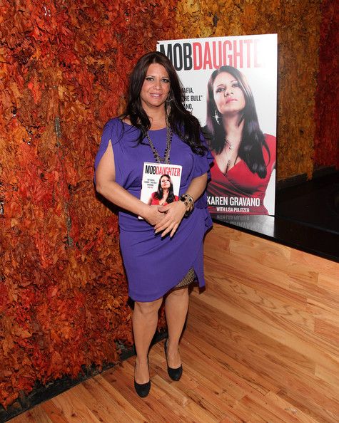 Karen Hill Mob Wife http://www.zimbio.com/pictures/EcI9WyqocdH/Karen+Gravano+Mob+Daughter+Book+Release+Party/xHUvRnrBmyF