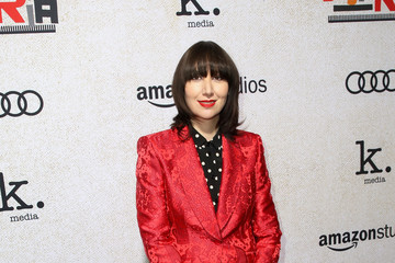 Karen O Premiere Of Amazon Studios' 'Suspiria' - Arrivals