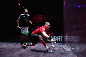 Karim Abdel Gawad PSA Dubai World Series Finals - Day 2