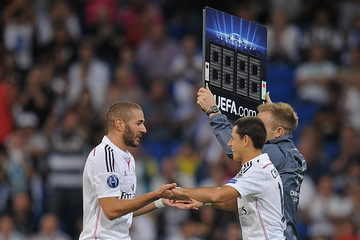 Real Madrid News Now, Numbers: Chicarret better than Benzema