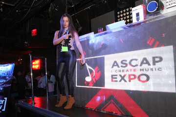 Karina The 2017 ASCAP 'I Can Create Music' EXPO - Day 1
