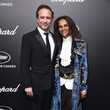 Karine Silla Official Trophee Chopard Dinner - Photocall - The 72nd Cannes International Film Festival