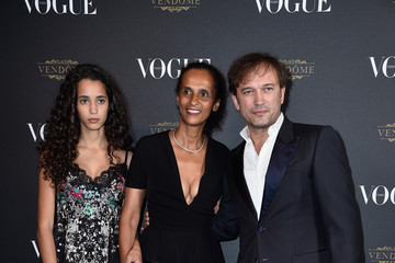 Karine Silla Vogue 95th Anniversary Party Arrivals - Paris Fashion Week Womenswear Spring/Summer 2016
