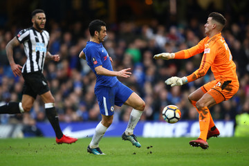 Karl Darlow Chelsea v Newcastle United - The Emirates FA Cup Fourth Round