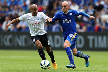 Karl Henry Leicester City v Queens Park Rangers - Premier League
