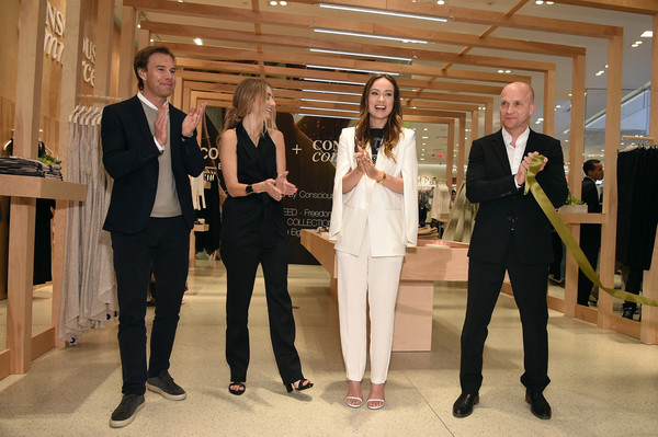 H&M, Olivia Wilde, and Conscious Commerce Celebrate the Opening of the Conscious Pop-Up Shop