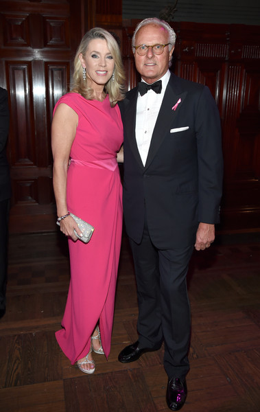 Breast Cancer Research Foundation Hosts Hot Pink Party - Inside